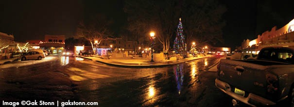 Treat Your Senses to  Christmas in Taos and Northern New Mexico