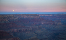 Art-making from beyond Taos: Grand Canyon