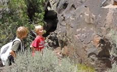 Free Guided Hikes in Rio Grande del Norte Nat'l Monument