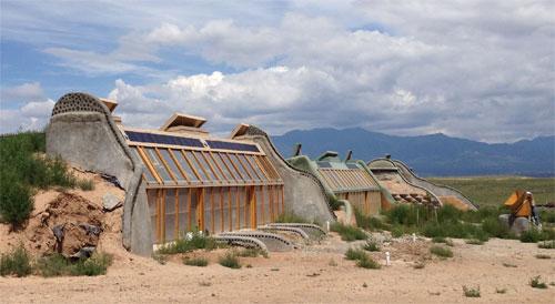 Taos Visionaries Change the World
