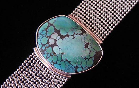 Bracelet by Maria Samora