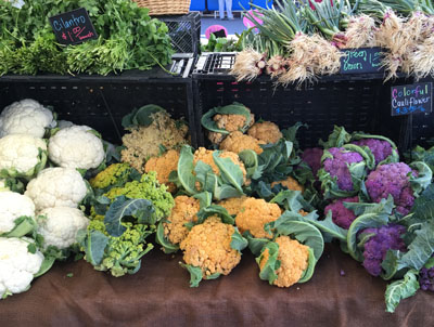 NM Farmers Markets at a Glance