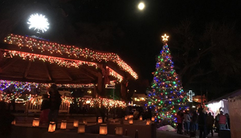 Yuletide In Taos