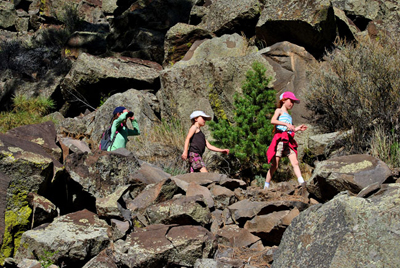 Guided Hikes from the BLM in August